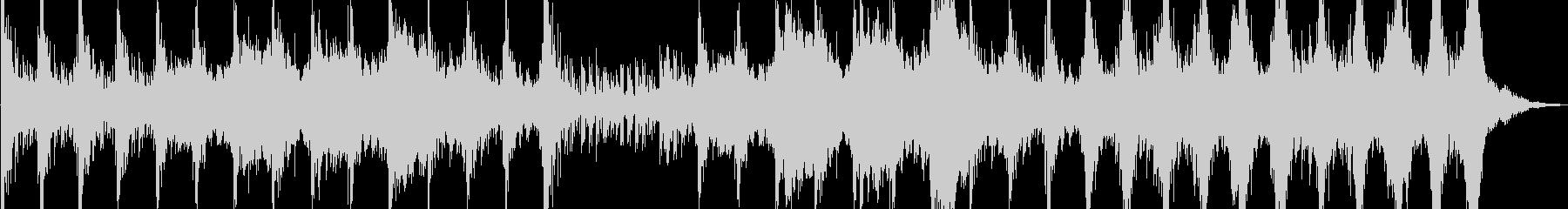 ドラマティックフィルムのテンション...の未再生の波形