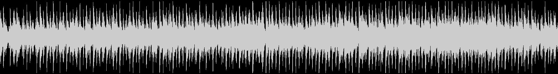 ほのぼのウクレレ生演奏曲 ※ループ仕様版の未再生の波形