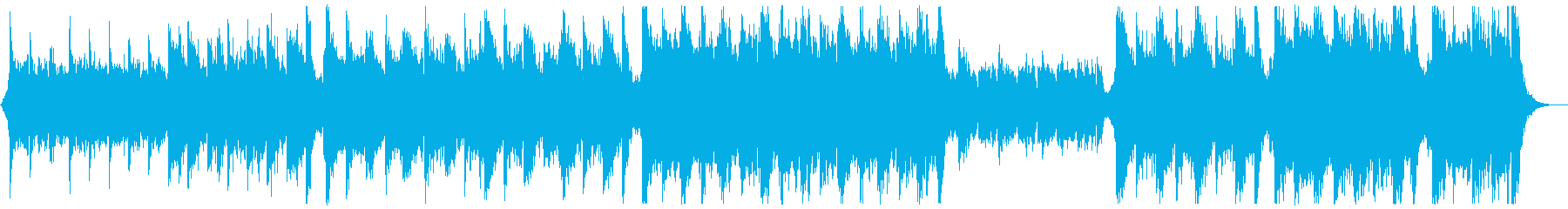 華やかなピアノ&オーケストラ x1回の再生済みの波形