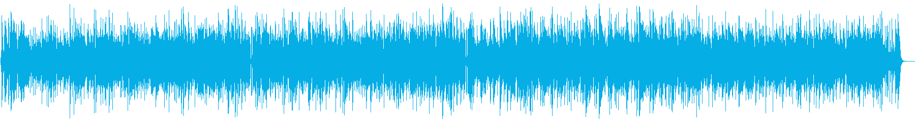 マイ・ボニー 女性ジャズの再生済みの波形