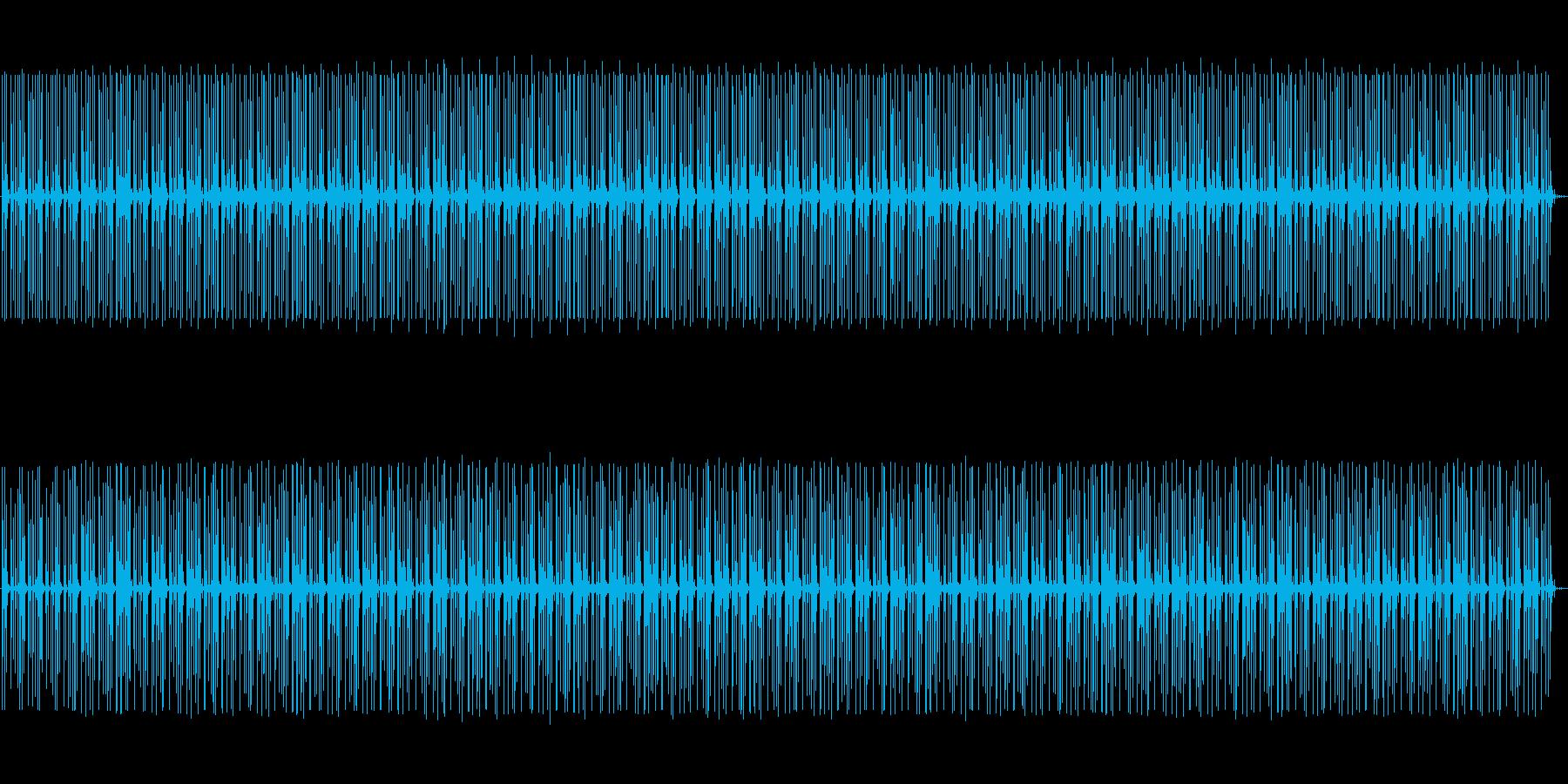 (˙꒳˙ᐢ)✋会話の邪魔にならない曲✋の再生済みの波形