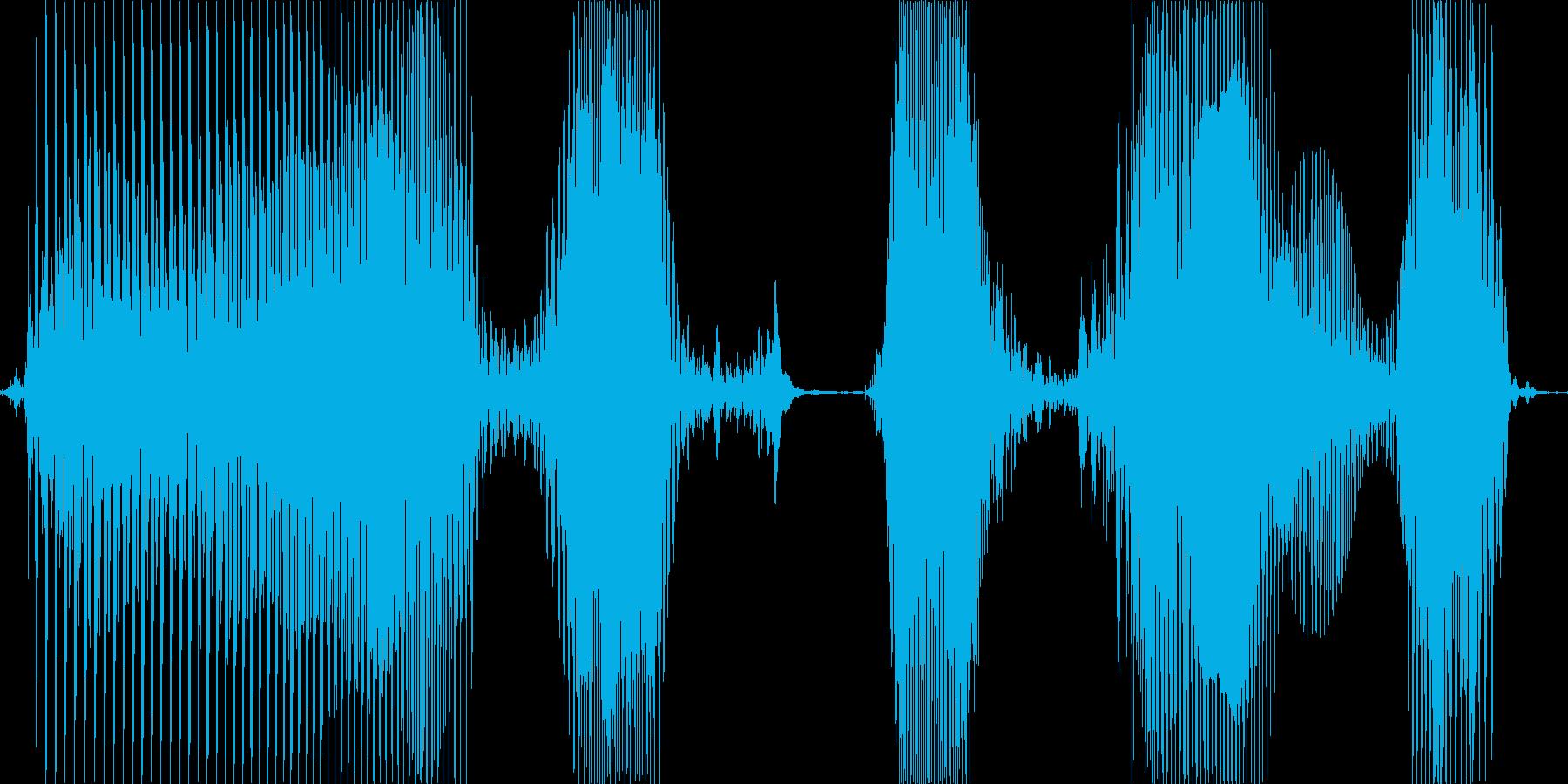 パーフェクトコンボ!の再生済みの波形