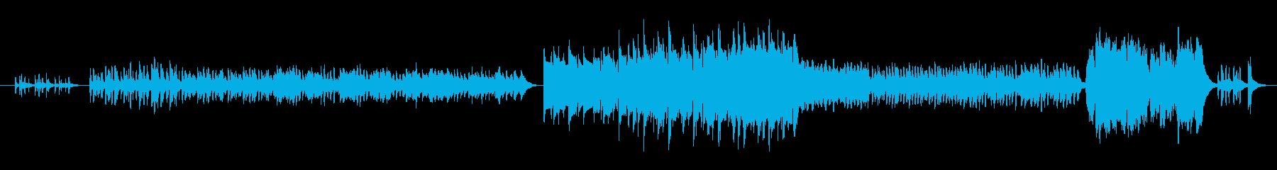 可愛い子供をテーマにした楽曲で、五拍子…の再生済みの波形