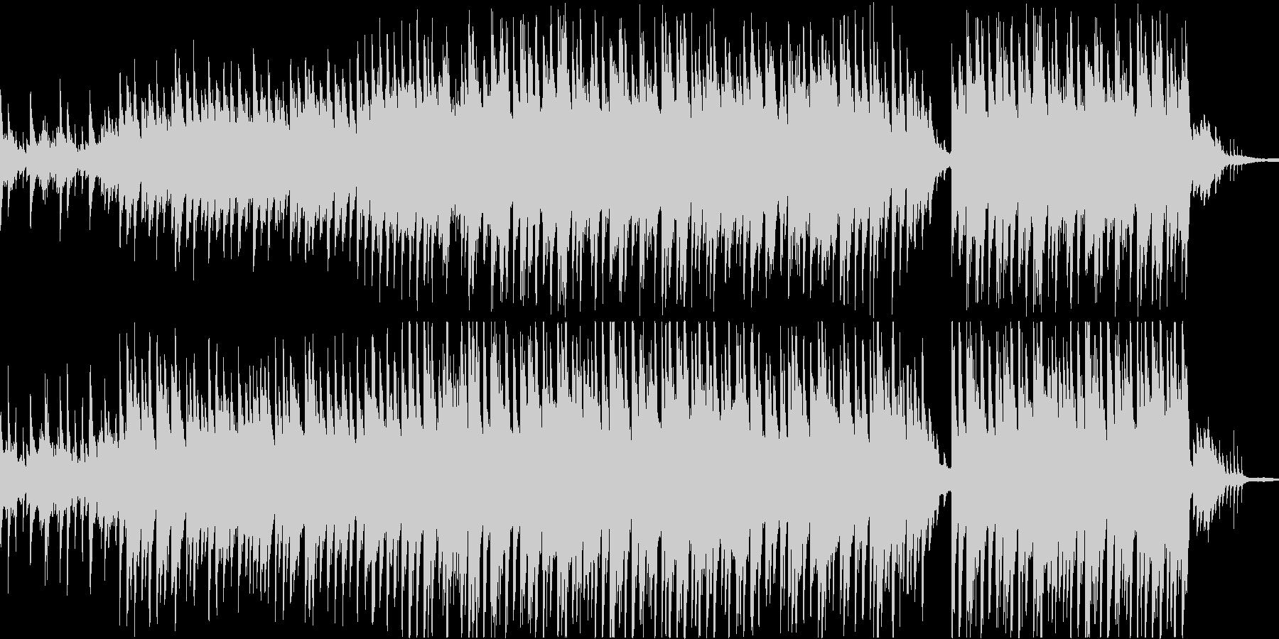 穏やかなピアノ曲3/OP・ED有の未再生の波形