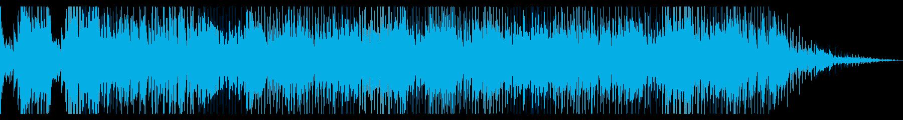 ピアノメインのスリーピースジャズです。の再生済みの波形