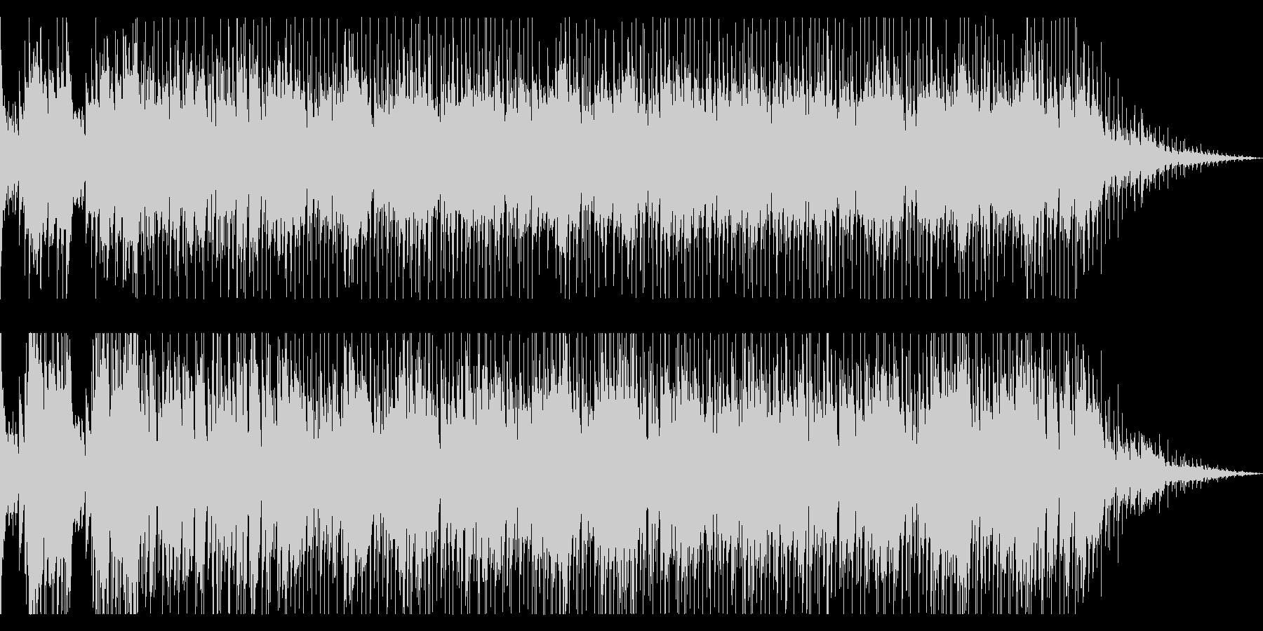 ピアノメインのスリーピースジャズです。の未再生の波形