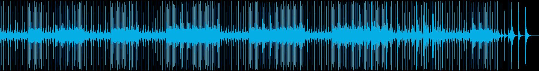 ティーン アンビエントミュージック...の再生済みの波形
