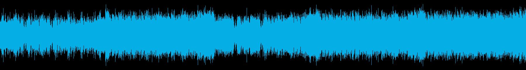 ワールド・情熱的・映画・ディスコの再生済みの波形