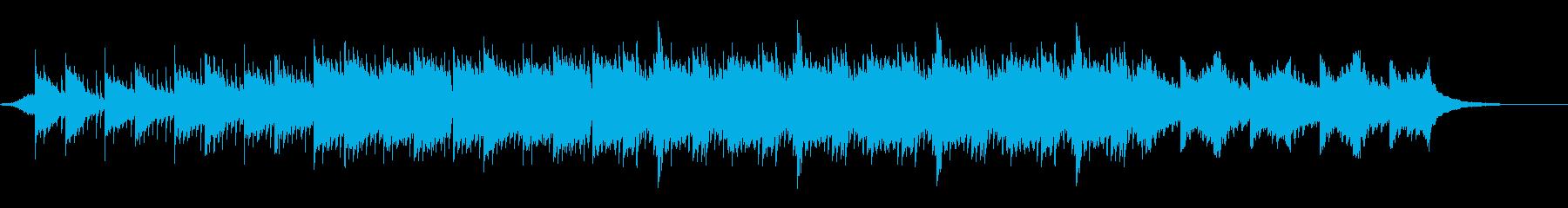 ウェディング4 Eショート(ドラム無し)の再生済みの波形