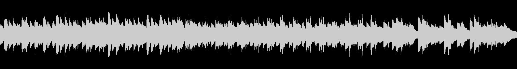 【ループ対応】3拍子の優しいピアノBGMの未再生の波形