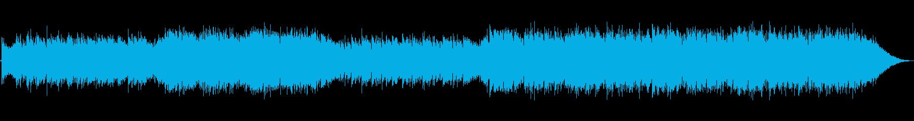 オープニング・情熱的なフラメンコEDMの再生済みの波形