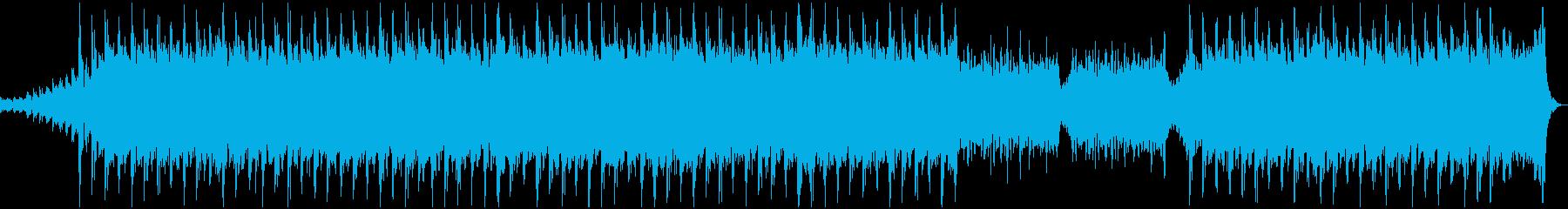 バグパイプ・ケルト・民族音楽・打楽器の再生済みの波形