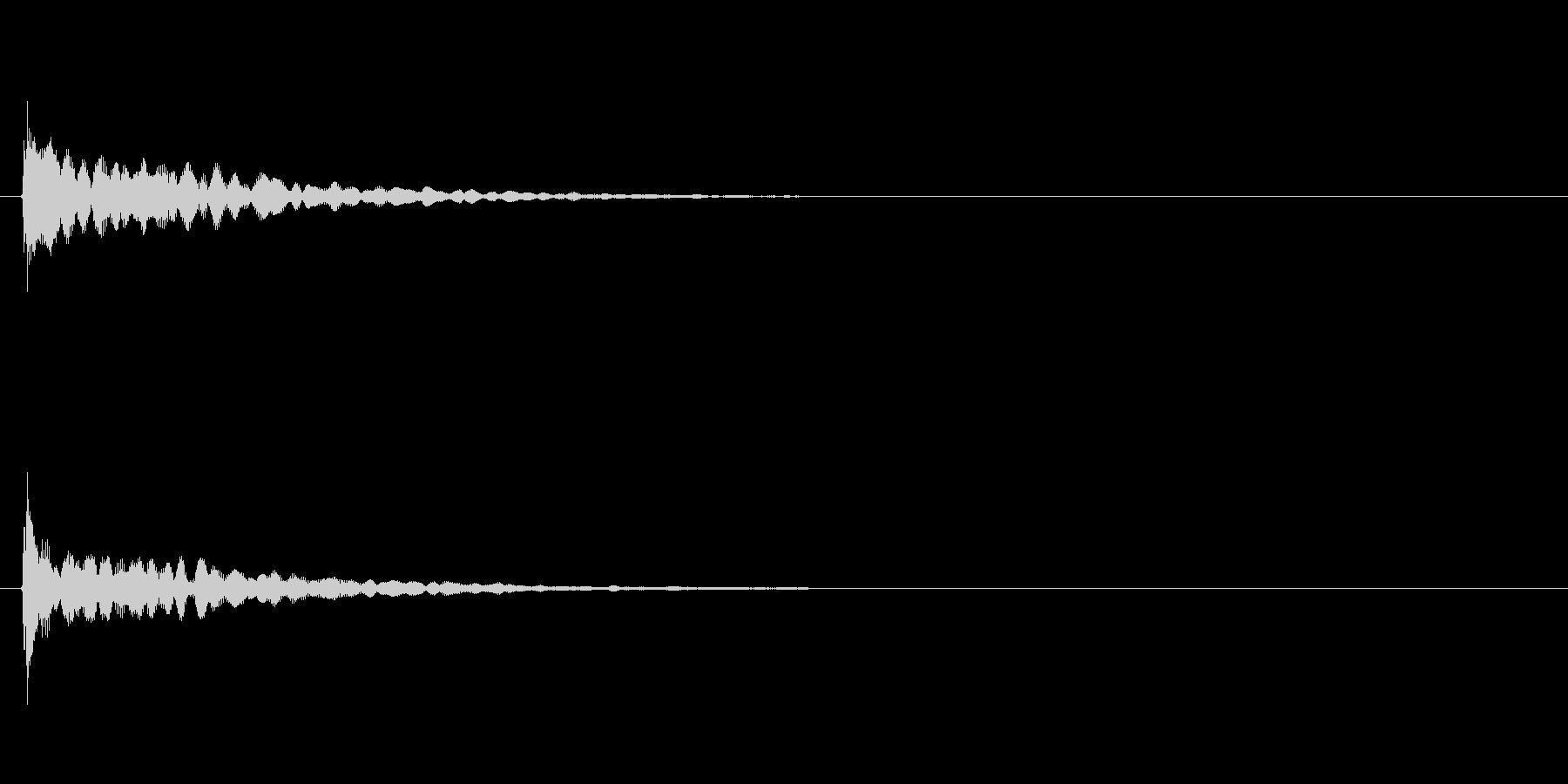 キラキラ系_089の未再生の波形