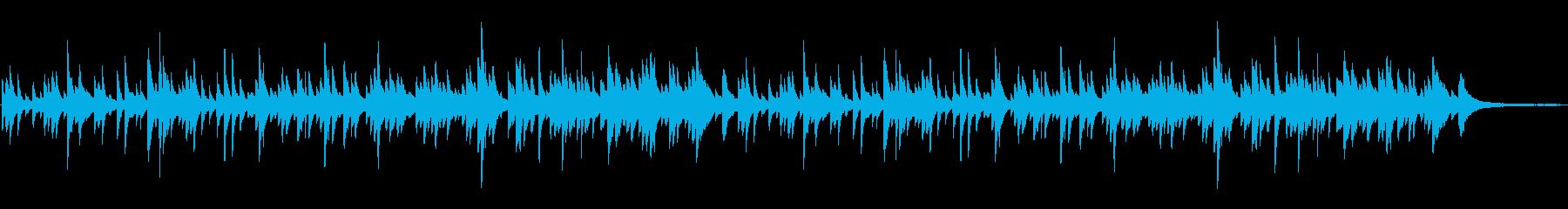 やさしい 切ない ピアノソロ 3拍子の再生済みの波形