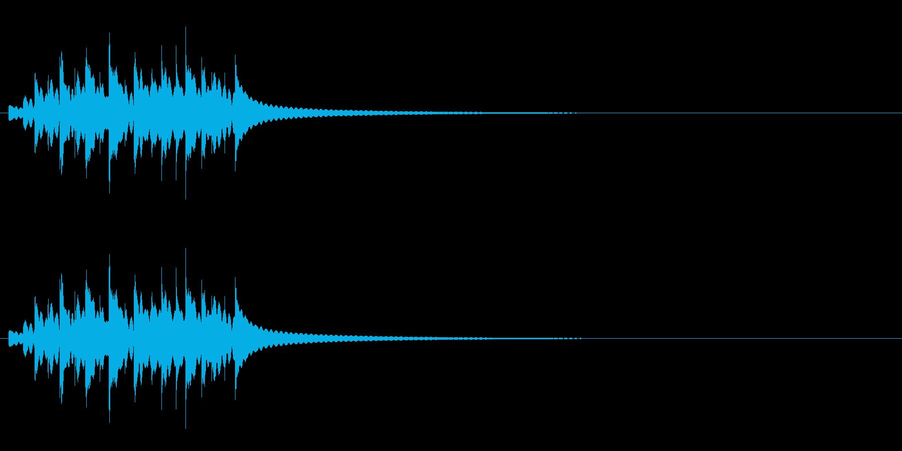 りん・持鈴「チリリリリーン」#3の再生済みの波形