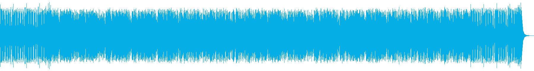 ジャズ・幻想的・ピアノ・綺麗の再生済みの波形