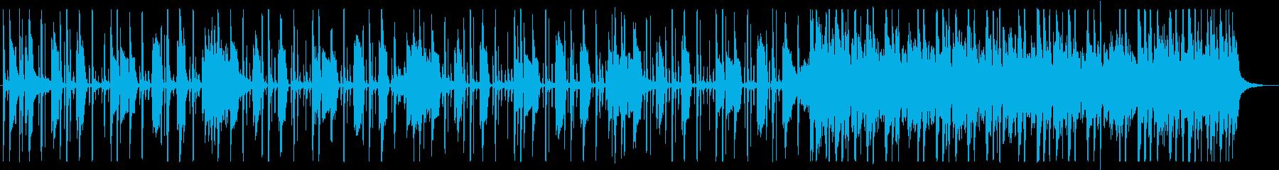 ファンク/生演奏_613_2の再生済みの波形