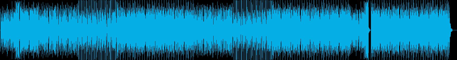 ヒップホップ/オーケストラ/動画用/#2の再生済みの波形