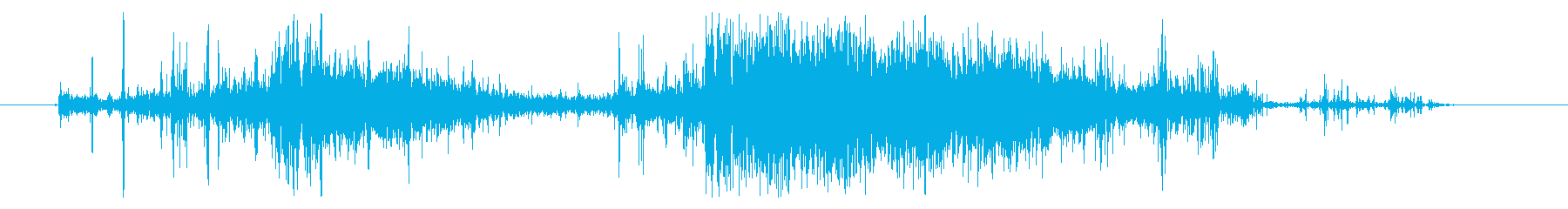 吸水スクイーズ、フォリーの再生済みの波形