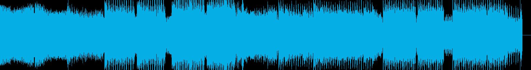 【EDM】迫力・エネルギッシュなCMにの再生済みの波形