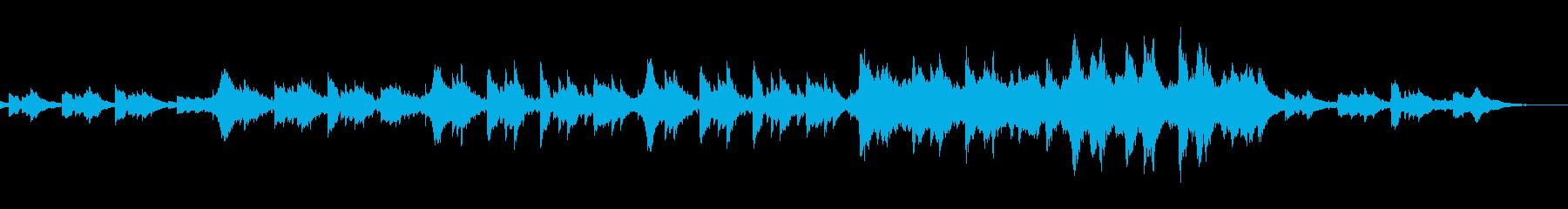 現代的 交響曲 民謡 コーポレート...の再生済みの波形