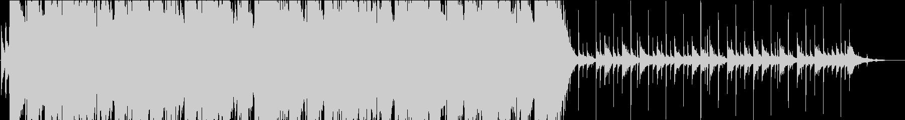 壮大で幻想的な和風のHipHopの未再生の波形