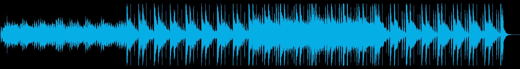 和を感じる切ないBGM_No604_2の再生済みの波形