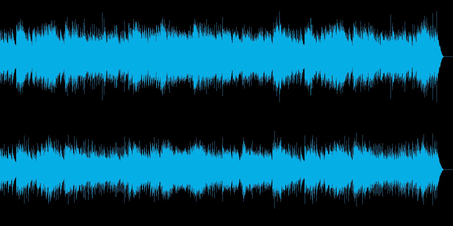 ネッケ クシコスポスト (オルゴール)の再生済みの波形