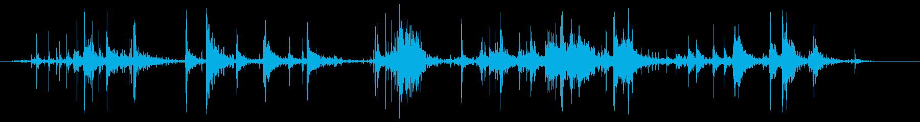 木 ブレイクラージ05の再生済みの波形