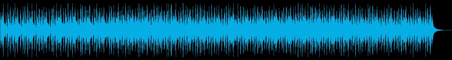 【キック抜】春の穏やかでやわらかなBGMの再生済みの波形