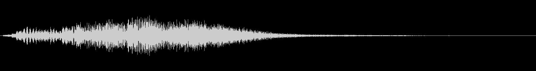 ハープ:ビッグアセンディンググリス...の未再生の波形