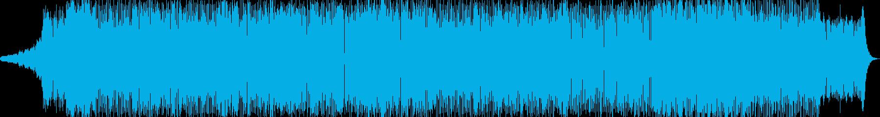 フラッシュダンスに最適なEDMの再生済みの波形