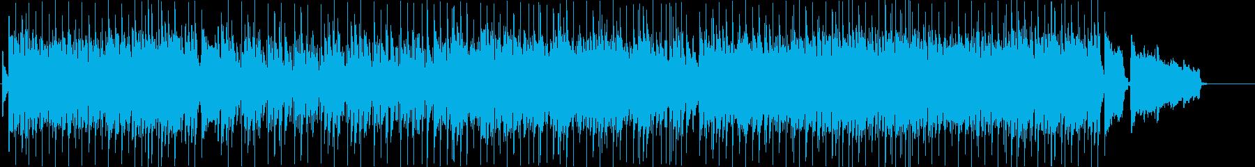 テレビ ラジオ 番組 CM テーマ曲の再生済みの波形