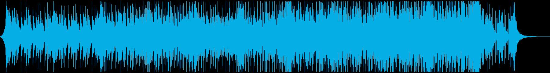 Epic Percussionの再生済みの波形