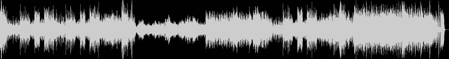 テレビやCMで使われるクラシック音楽の未再生の波形