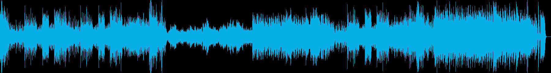 テレビやCMで使われるクラシック音楽の再生済みの波形