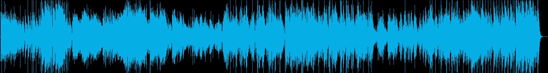 オリエンタルトロンボーン。プログレ...の再生済みの波形