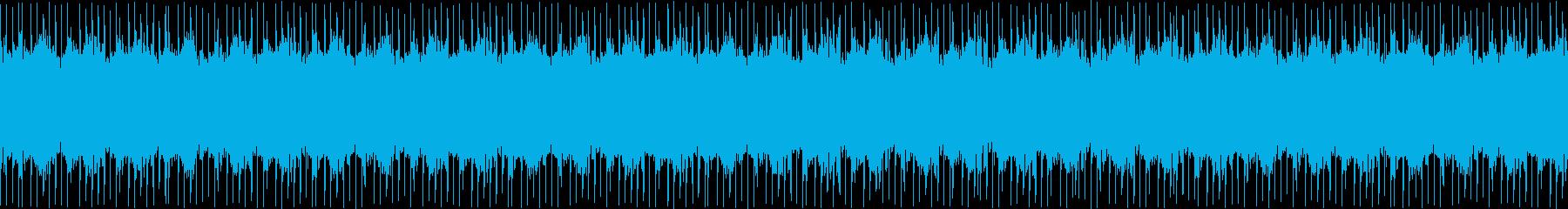 ダイナミックで壮大なスローダウンビートの再生済みの波形