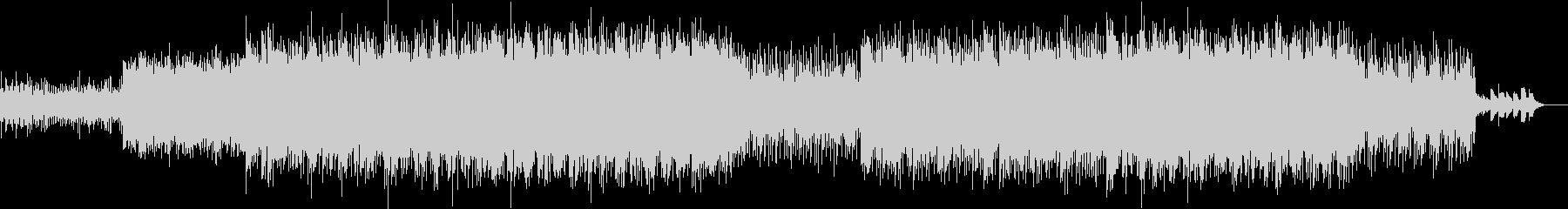 ニュース映像ナレーションバック向け-03の未再生の波形