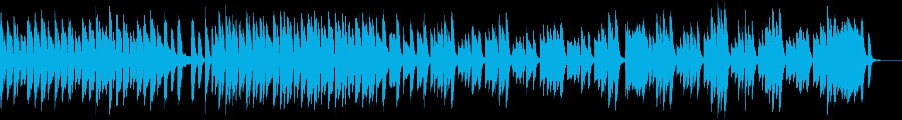 知育・料理・パズル・日常ピアノ16Aの再生済みの波形