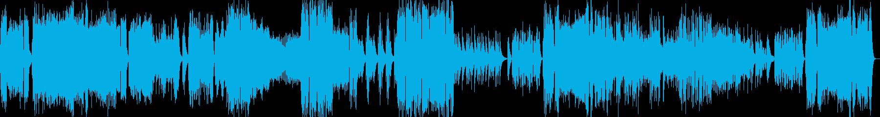 チャイコフスキーのスタイルで書かれ...の再生済みの波形