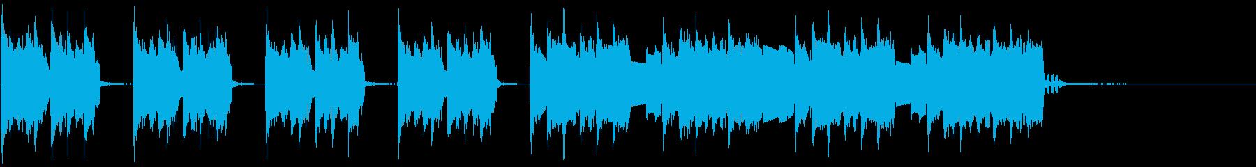 企業VP・繊細・ドキュメンタルジングルCの再生済みの波形