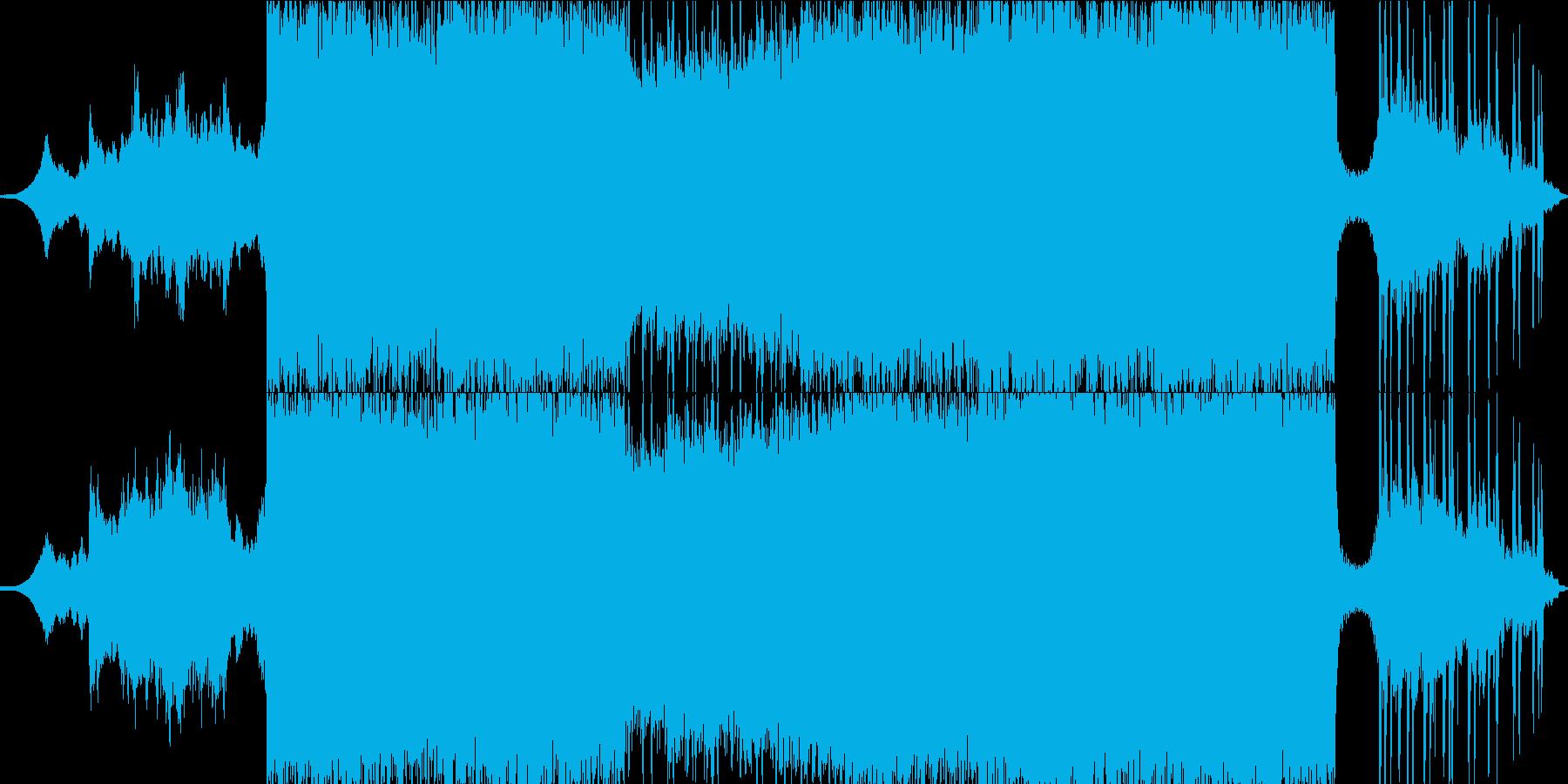 トラップ ヒップホップ Hip-h...の再生済みの波形