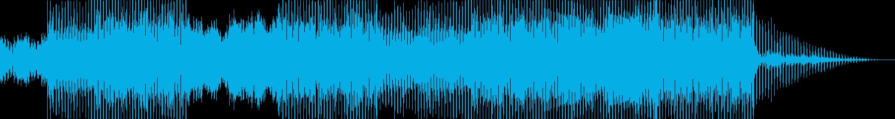 メローで淑やかなオーケストラポップ-14の再生済みの波形