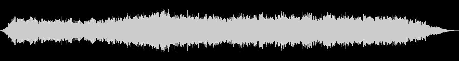 ファントムジャングルの未再生の波形