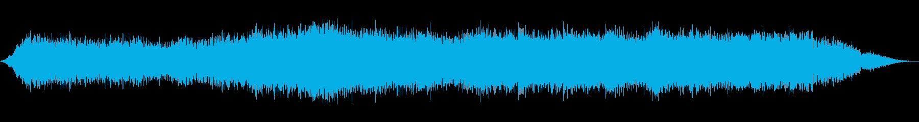 ファントムジャングルの再生済みの波形