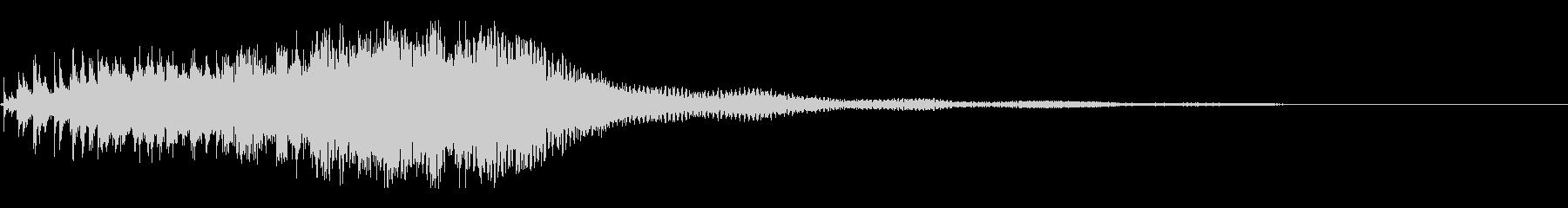 マジカルスパークリンググリス、コメ...の未再生の波形