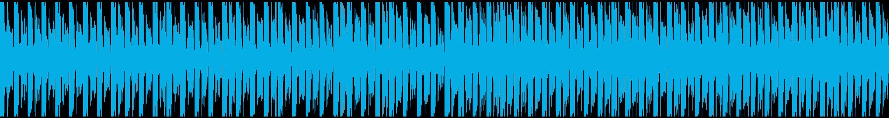 科学、技術、デジタル情報タイプのサ...の再生済みの波形