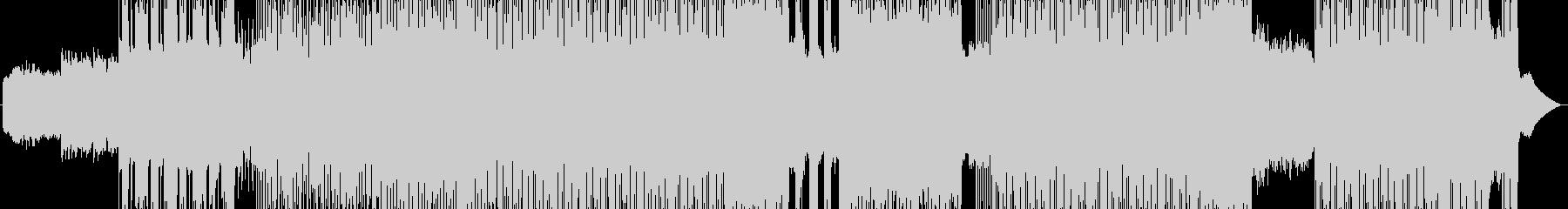 「HR/HM」「DARK系」BGM26の未再生の波形
