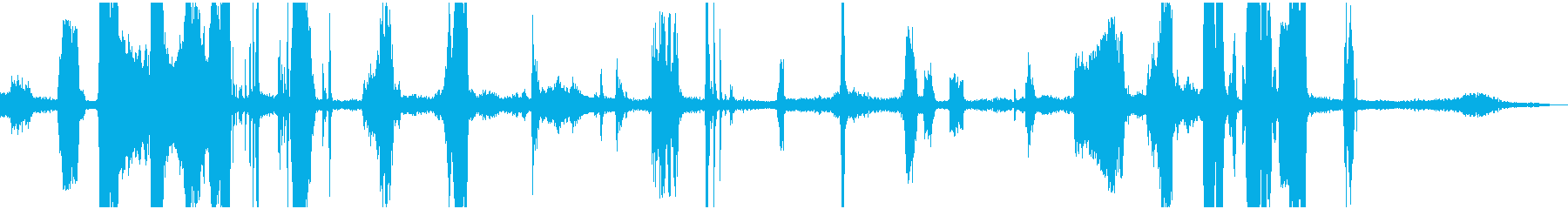 REAGAN'S SPLIT PE...の再生済みの波形